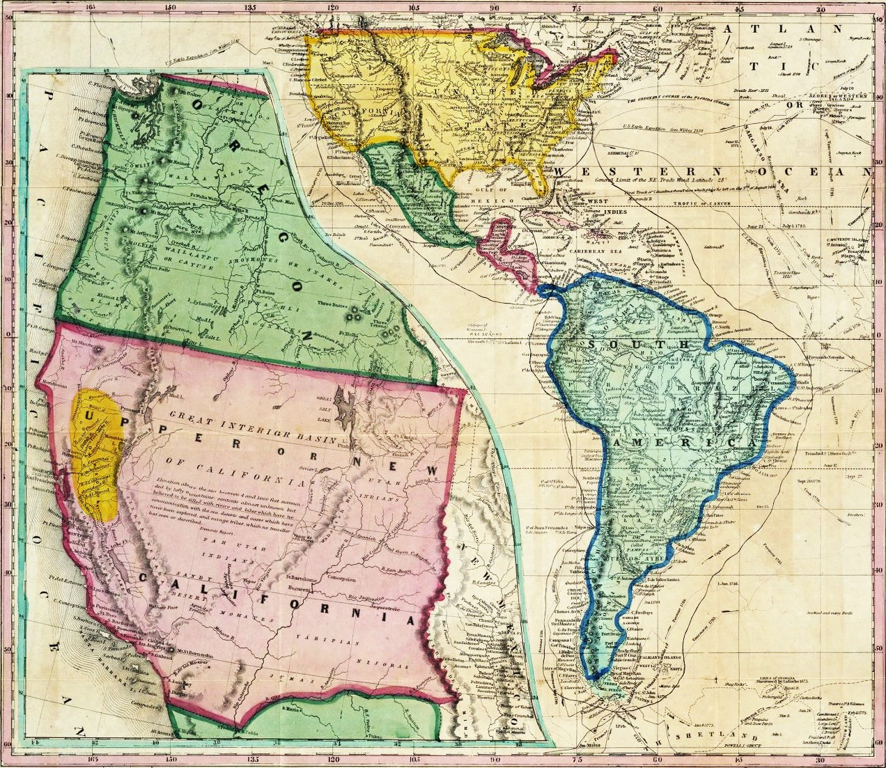Map Of California Gold Country.California Gold Rush Map Collection High Country Gold